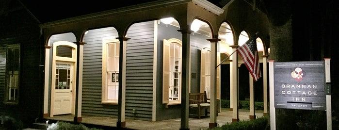 Brannan Cottage Inn is one of Okan : понравившиеся места.