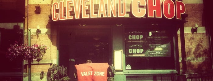 Cleveland Chop is one of Taste of Cleveland To Do List.