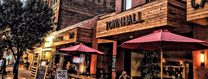 TownHall is one of Favorite Restaurants.