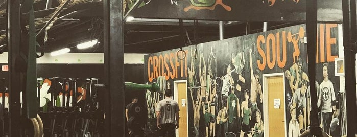 Crossfit Southie is one of CrossFit Boxes.