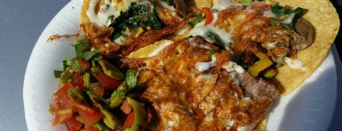 Tacos Quetzalcoatl is one of Los Angeles.