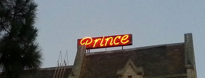The Prince (황태자) is one of LA   Next.