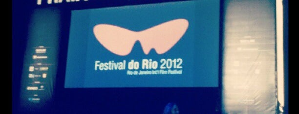 Festival Internacional De Cinema Do Rio is one of Cine Paradiso.