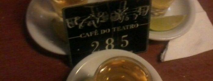 Café do Teatro is one of Curitiba Old School.