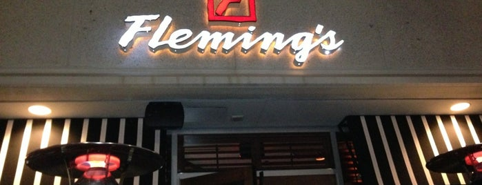 Fleming's Prime Steakhouse & Wine Bar is one of Joyさんのお気に入りスポット.
