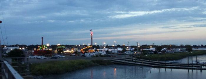 Norwalk Oyster Festival is one of Nadine : понравившиеся места.