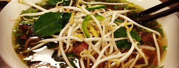 Phở Saigon is one of Restaurants to try.