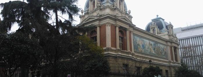 Escuela Técnica Superior de Ingenieros de Minas y Energía de Madrid (ETSIMINAS Y ENERGÍA - UPM) is one of Lugares guardados de Mym.
