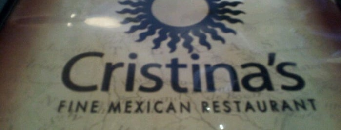 Cristina's Fine Mexican Restaurant is one of Lewisville.