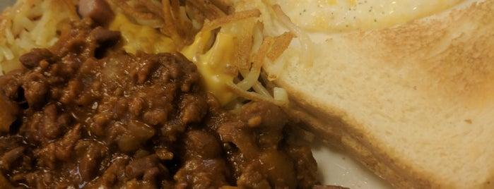 Waffle House is one of Locais curtidos por David.