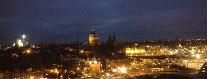 SkyLounge Amsterdam is one of amsterdam v1d4 l0k4.