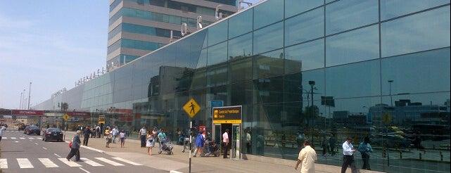 호르헤 차베스 국제공항 (LIM) is one of Part 2~International Airports....