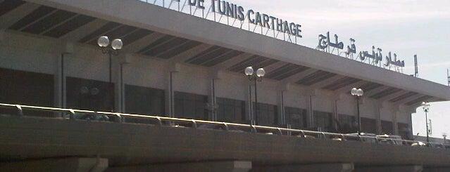 Tunus Kartaca Uluslararası Havalimanı (TUN) is one of Airports of the World.