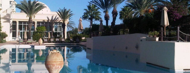 The Residence Tunis Hotel La Marsa is one of Beach Destinations Around the World.