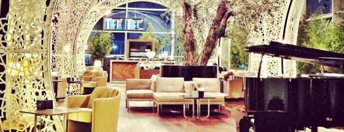 Lounge Istanbul is one of Orte, die Mujdat gefallen.