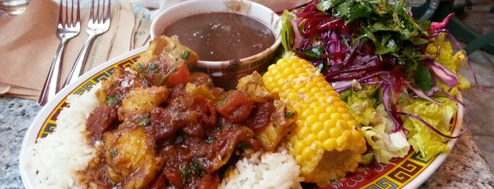 Paseo Caribbean Food is one of Yelp's Top 100 Places to Eat in the US (2014).