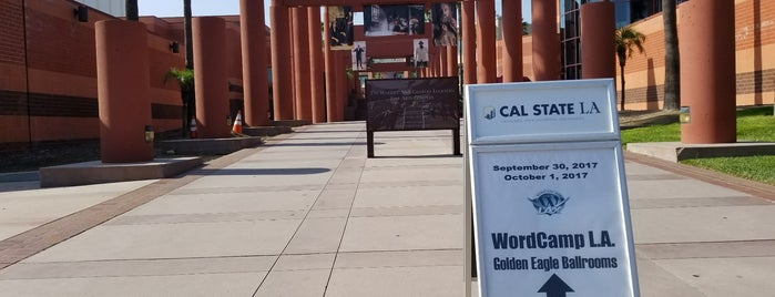 CSULA University Student Union is one of Campuses.