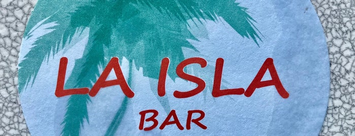 Bar La Isla is one of Mexico.
