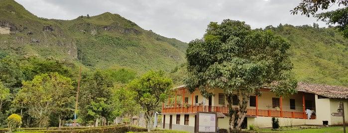 Parque Arqueologico de Tierradentro is one of UNESCO World Heritage Sites in South America.