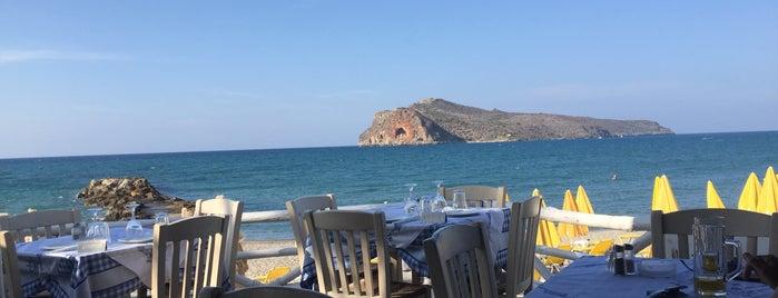 Mitsos is one of Crete.