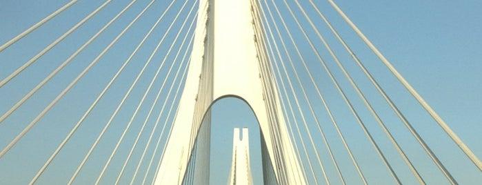 Ponte Rio Arade is one of สถานที่ที่ Rania ถูกใจ.