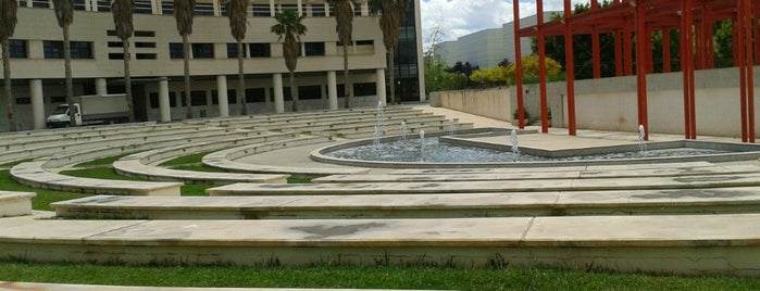 Aulario II is one of Universidad de Alicante - Campus de San Vicente.
