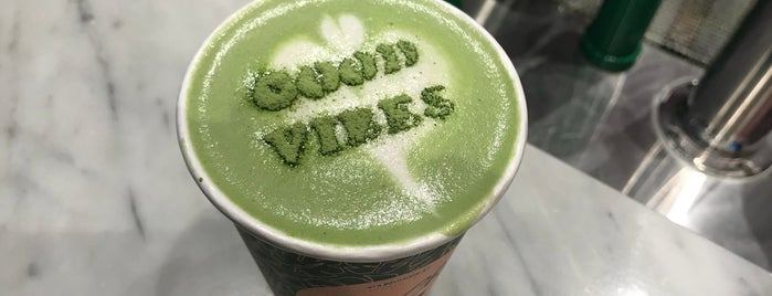 Cha Cha Matcha is one of do it for the gram.