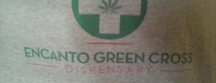 Encanto Green Cross is one of mmj.