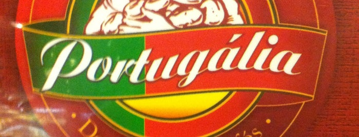 Portugália is one of Lugares que frequento.