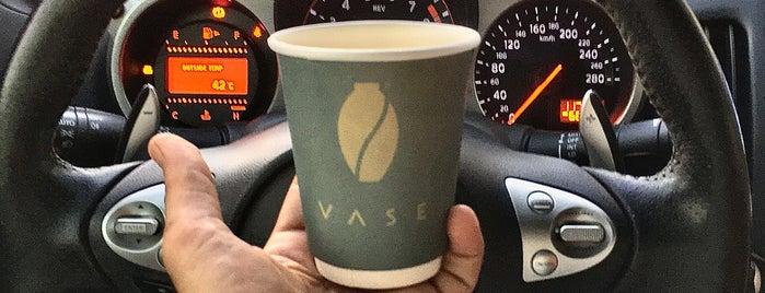 VASE Specialty Coffee is one of Lugares guardados de Lamia.