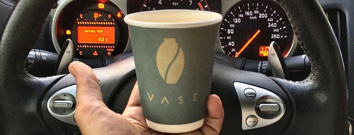 VASE Specialty Coffee is one of Tempat yang Disimpan Queen.