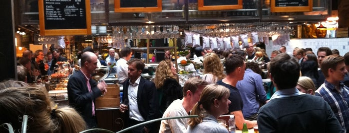 Boqueria is one of Estocolmo 2016.