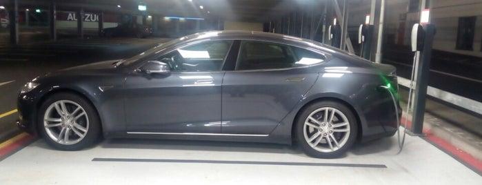 Tesla Destination Charger MTZ is one of Elektroladesäulen.
