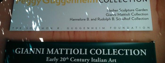 Sammlung Peggy Guggenheim is one of Best of Venice.