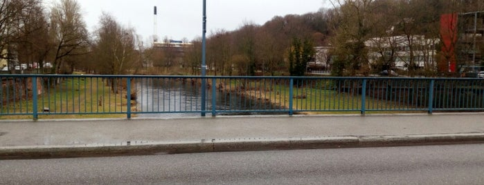 Altstädter Brücke is one of Die ultimative Brückenliste Pforzheims.