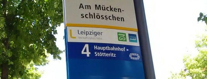 H Am Mückenschlösschen is one of Leipzig.
