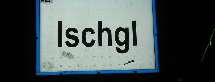 Ischgl is one of ISCHGL.