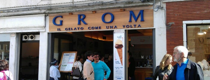 Grom is one of Venice.