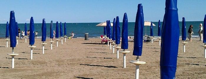Spiaggia Lido di Venezia is one of Venezia.