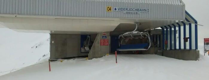 Viderjochbahn II O4 - 2.753 m. ü. M. is one of Orte, die Cenker gefallen.