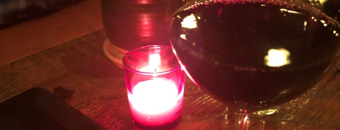 muse winebar is one of Portland.