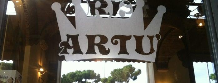 Re Artù is one of International.