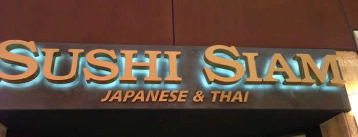 Sushi Siam is one of Miami.