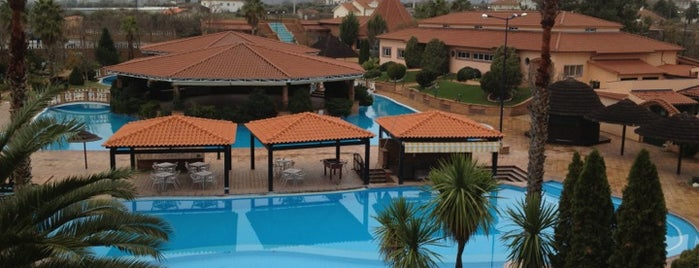 O Alambique de Ouro Hotel is one of Tempat yang Disukai Jo.