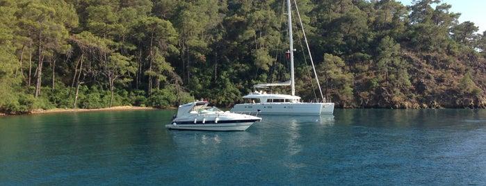 Göcek Adası is one of Lugares favoritos de Ser@p.