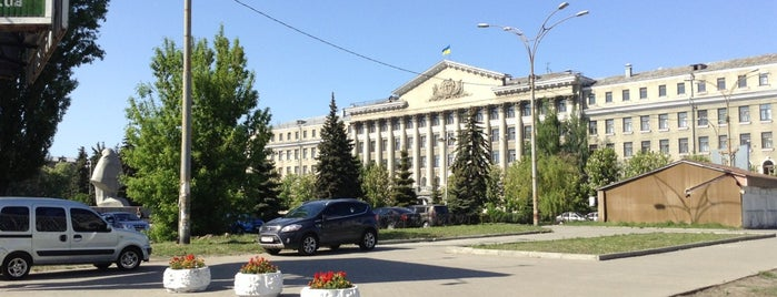 Солом'янська площа is one of Tempat yang Disukai Marat.