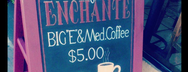 Cafe Enchante is one of Breakfast-y.