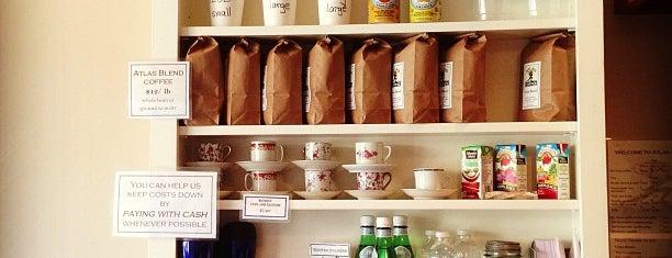 Atlas Coffee is one of Posti salvati di Rachel.