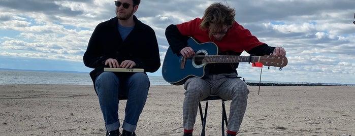 Brighton Beach is one of Rugi's New York.