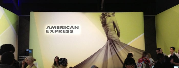 American Express Cardmember-Only Show is one of Fashion Week 2013.